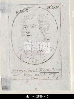Tremolières, Pierre Charles.