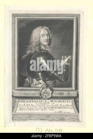 Münchhausen, Gerlach Adolf Freiherr von Stecher: Fritzsch, Christian Friedrich