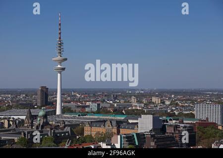 Alemania, Hamburgo, descripción de la ciudad