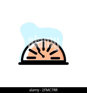 Icono del panel Vector Conceptual Illustration Design eps10