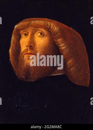Giovanni Bellini - Un hombre barbudo