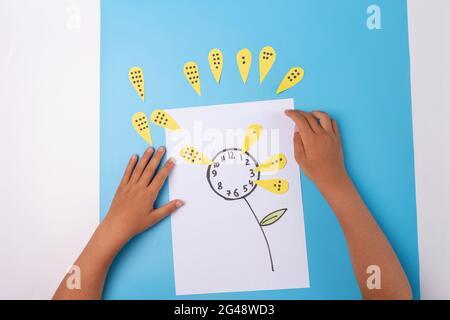actividad matemática de sentido numérico para niños