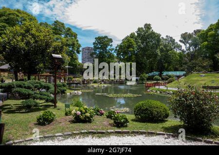 Los Jardines Japoneses de Buenos Aires