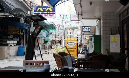 Pattaya 13 Alley, Muang Pattaya, Distrito Bang Lamung, Chon Buri 20150 Tailandia
