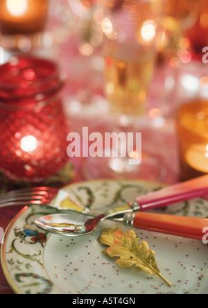 Decoradas mesa settings