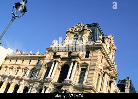 Europa Francia París el Museo del Louvre Jardin des Tuileries