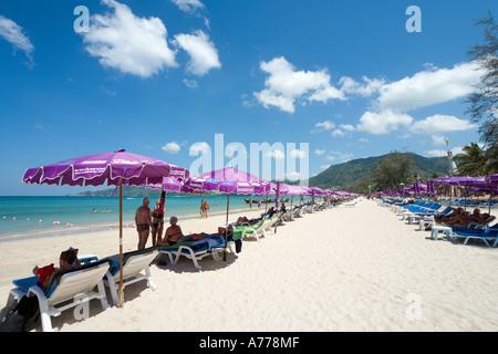 Patong Beach, Phuket, Tailandia