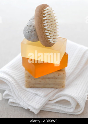 Piedra pómez y cepillo de jabones de frutas toalla waffle - gama alta 61mb inage Hasselblad digital