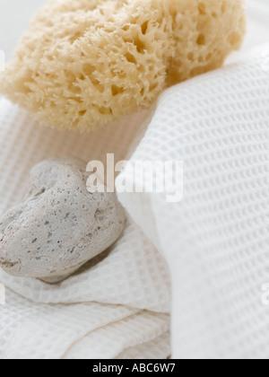 Piedra pómez y esponja toalla waffle - gama alta 61mb imagen digital Hasselblad