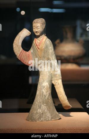 Estatua antigua china china agosto 2007