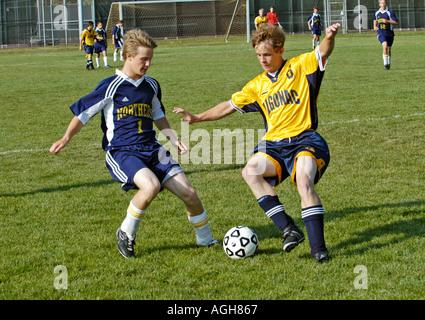 High School Soccer Fútbol Fútbol Port Huron Michigan
