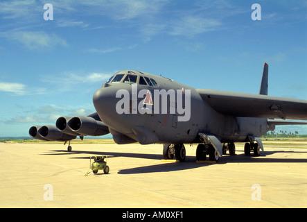 Bombardero Boeing B52