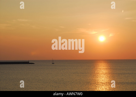Sunset, Alghero Cerdeña