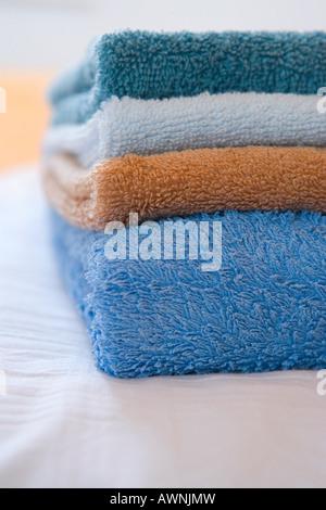 Pila de toallas