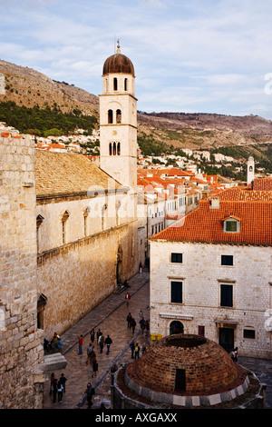 Ciudad vieja de Dubrovnik, Croacia
