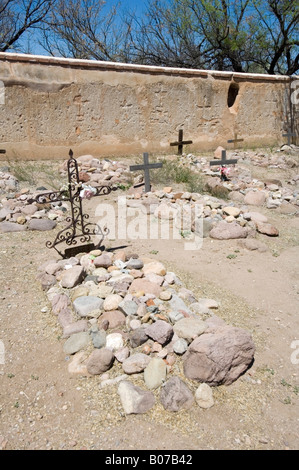 Antigua Misión Jesuita Tumacacori Arizona, EE.UU.