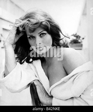 Berger, Senta, * 13.5.1941, actriz austriaca, retrato, 1960,