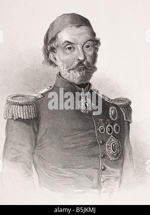 Omar Pasha Latas 1806 1871 General Otomano