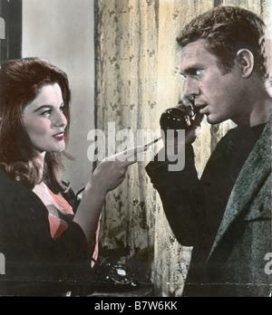 El Cincinnati Kid Año: 1965 EE.UU., Steve McQueen Ann-Margret Director: Norman Jewison