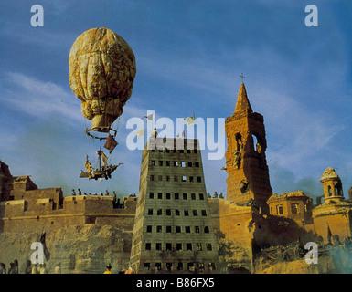 Las aventuras del barón Munchausen Año : 1988 UK / Italia Director: Terry Gilliam