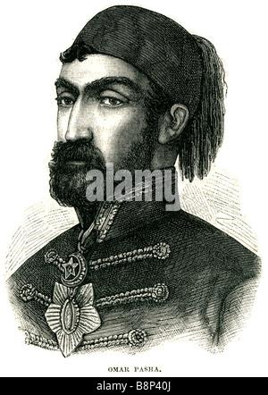 Omar Pasha Latas 1806 71 General Otomano Kraina Serbia Serbia Janja Gora