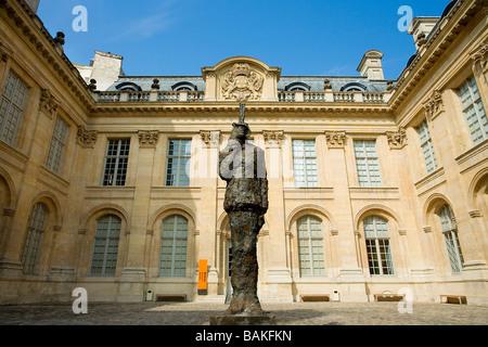 Francia, Paris, musée d'Art et d'Histoire du Judaisme (judío) y el Museo de Historia del Arte en Saint Aignan Mansion House