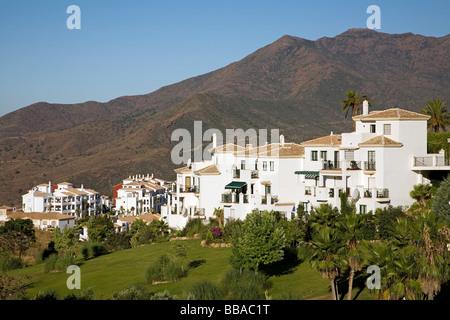 La Urbanización Alhaurín Golf en Alhaurin el Grande Malaga Andalucia España