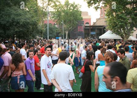 El Festival Sónar de Barcelona 2009