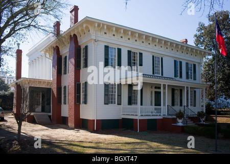 Primera Casa Blanca de la Confederación, Montgomery, Alabama