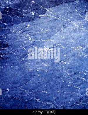 Detalle fotografía de granito natural utilizado en encimeras de cocina