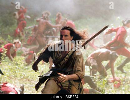 El último de los mohicanos (1992), Daniel Day Lewis de LOM 001FOH