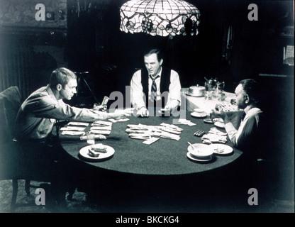 El Cincinnati KID (1965), Steve MCQUEEN, Karl Malden, EDWARD G ROBINSON CCKD 019 GN