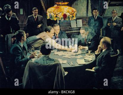 El Cincinnati KID (1965), Steve MCQUEEN, Karl Malden, EDWARD G ROBINSON CCKD 021 GN