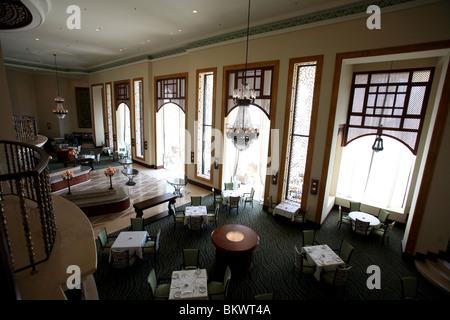 El Palace Hotel, Comedor en el puerto Ghalib resort en Egipto