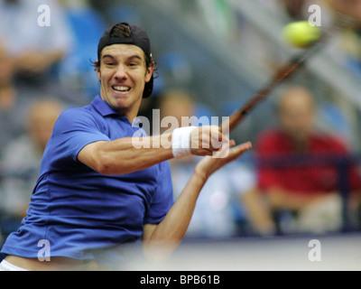 Rusia llega a las semifinales de Copa Davis