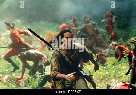 DANIEL DAY-Lewis, el último de los mohicanos (1992)