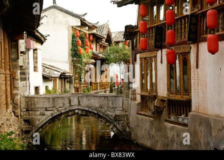 Ciudad vieja de Lijiang (Dayan), Yunnan, China