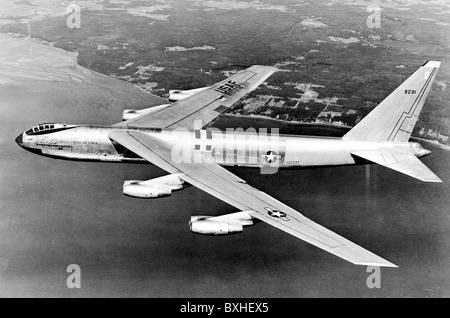 YB52 Stratofortress jet de largo alcance y bombarderos estratégicos