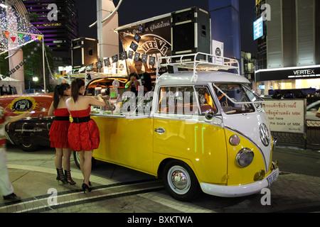 Furgoneta Volkswagen Bar en Bangkok