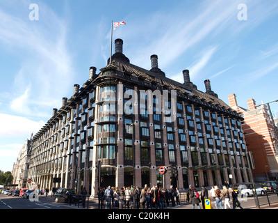 Portcullis House Westminster Londres England Reino Unido