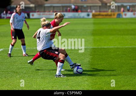 Womens Super League Football.