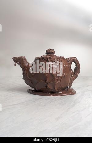 La tetera de chocolate