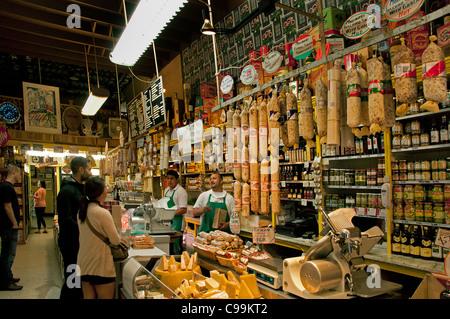 Molinari Deli Delicatessen Little Italy en San Francisco, California, Estados Unidos de América estadounidense de la ciudad de EE.UU.