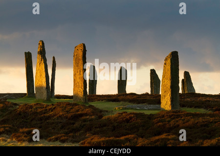 Anillo de Brodgar Stone Circle, Orkney
