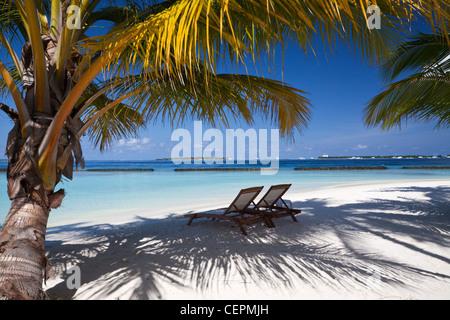 Playa de Kurumba Island, North Male Atoll, Maldivas