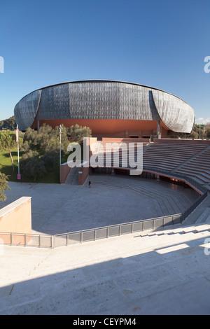 Auditorio Parco della Musica, Roma, Italia
