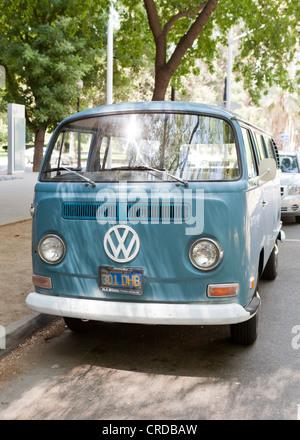 Vintage Volkswagen Kombi