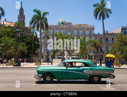 Viejos Coches americanos, La Habana, Cuba