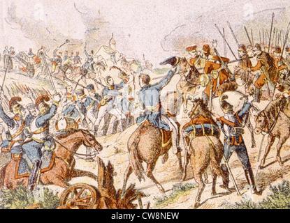 Guerras Napoleónicas, ilustraciones