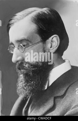 """Lytton Strachey (1880-1932) English biógrafo asociada al grupo Bloomsbury y mejor conocido por """"Eminentes"""